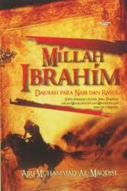 buku sesat buku khawarij millah Ibrahim karya Abu Muhammad al-Maqdisy