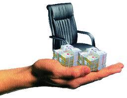 kursi kekuasaan
