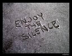 diam bila tanpa disertai ilmu yg benar