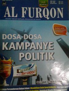 majalah Al-Furqon febuari 2014