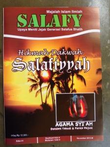 majalah salafy...