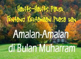 hadist palsu dan lemah di bulan Ramadhan