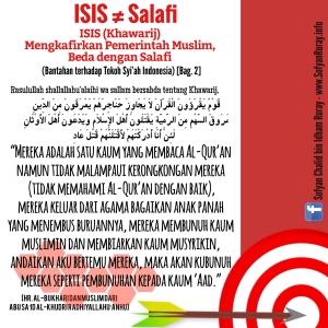 ISIS-≠-Salafi