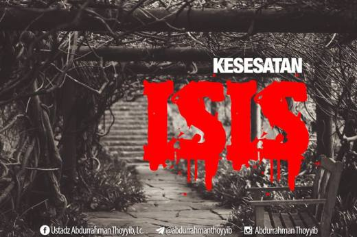 kesesatan Isis